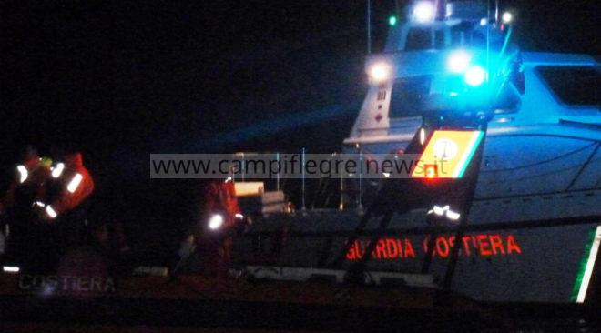 Canale di Procida, 60enne colpito da ictus su nave da crociera salvato dalla guardia costiera