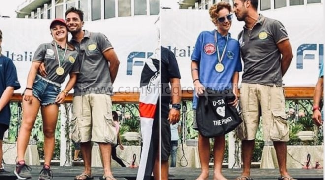 VELA/ I montesi De Felice e Tiano campioni d'Italia under 17 di O'Pen Bic