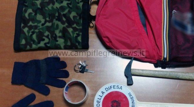 Minore rapina una donna incinta e ruba uno scooter: arrestato dai carabinieri in ospedale