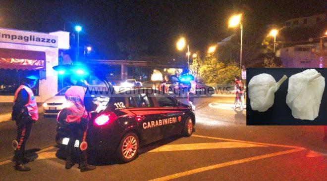 Controlli dei Carabinieri al porto, arrestato 28enne in possesso di 130 grammi di cocaina