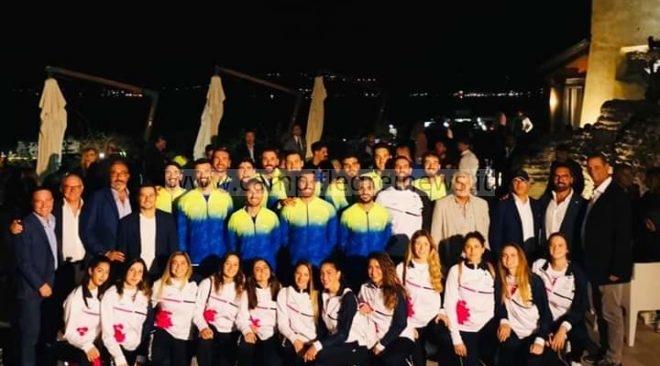 VOLLEY/ Il Rione Terra presenta le sue squadre in vista della prima di campionato