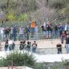 Guai in vista per i tifosi della Puteolana che ieri sono entrati nello stadio con la gara a porte chiuse