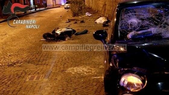 Pozzuoli è il comune con più sinistri stradali dopo Napoli, i dati ufficializzati da Aci e Istat