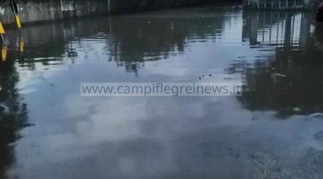 IL CASO/ Quartiere Reginelle sott'acqua, residenti bloccati