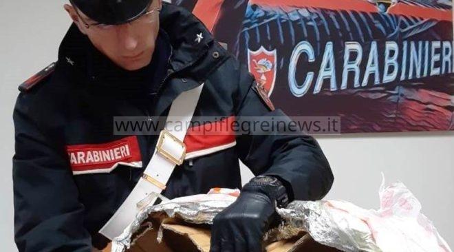 Ruba capi d'abbigliamento nel centro commerciale Auchan con una borsa schermata, arrestato 35enne