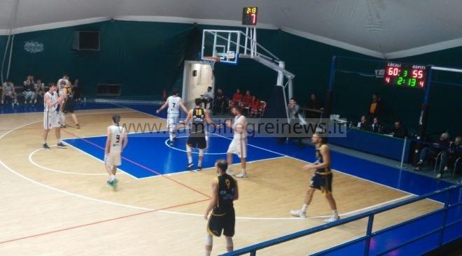 Basket, contro Luiss una Virtus ancora senza identità cade contro i giovani romani