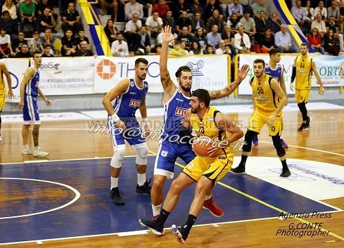 Basket, la Virtus alla ricerca del riscatto a Bisceglie, parola di Gianluca Tredici