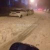 Grandine per strada e auto bloccate tra Arenella, Zona Ospedaliera e il Vomero
