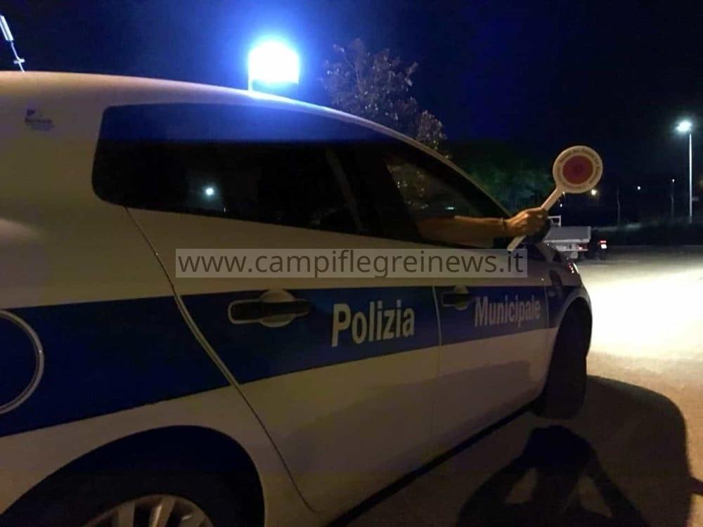 MONTE DI PROCIDA/ Chiusa al traffico via Petrara per un albero che si è abbattuto sulla carreggiata