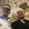 Il pluri-medagliato nuotatore Urso, di Quarto, ricevuto dal presidente Mattarella con cui si fa un selfie