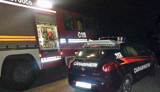 ULTIMORA/ Paura a Monte di Procida, auto prende fuoco in un garage a via Roma