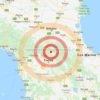 Terremoto a Firenze, settanta scosse nella notte la più forte di magnitudo 4.5: edifici lesionati