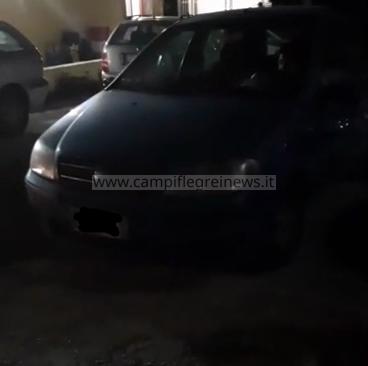 BACOLI/ Quattordicenne scoperto a guidare un auto in un parcheggio, solo lunedì la morte di Giuseppe di 15 anni