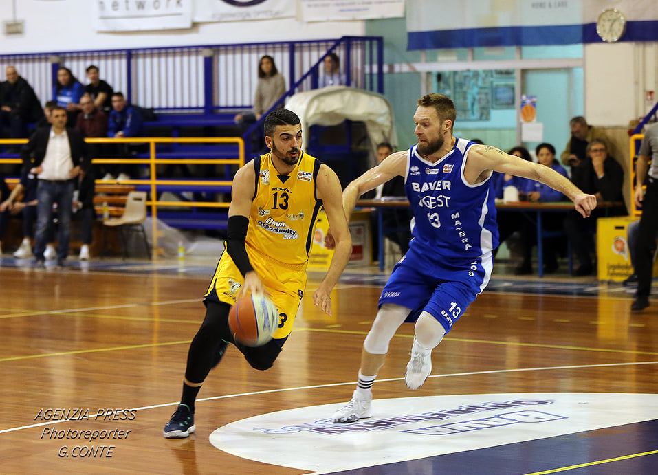 BASKET/ Virtus Pozzuoli, sconfitto Valmontone: zona play off e poker di successi