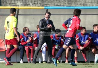 """PUTEOLANA/ Ciaramella: """"L'errore del nostro portiere sul primo goal ha condizionato la gara"""""""