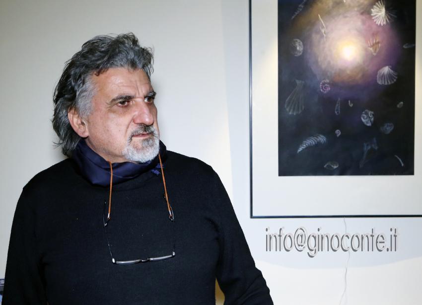 """I nuovi argonauti visti da Enzo Aulitto nella mostra """"Il mare nel cielo"""""""