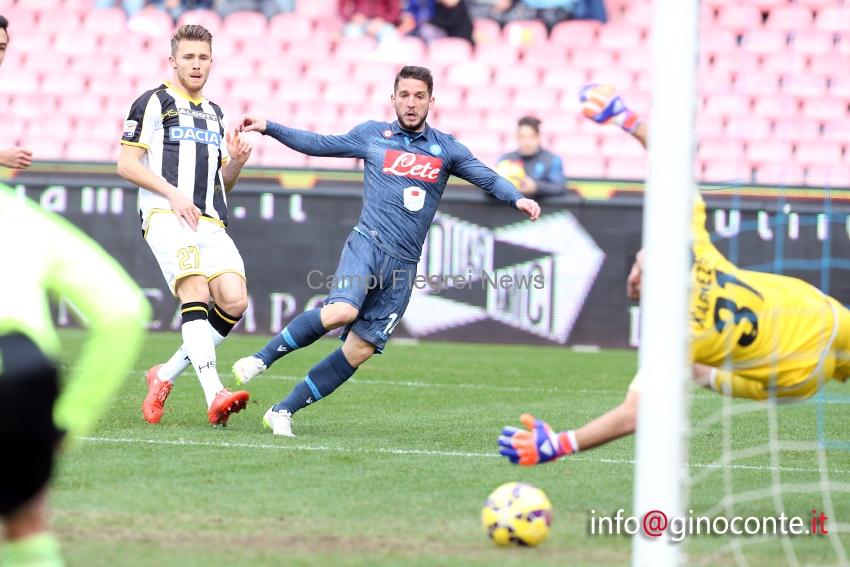 Napoli-Udinese 3-1, il film della partita a cura di Gino Conte!