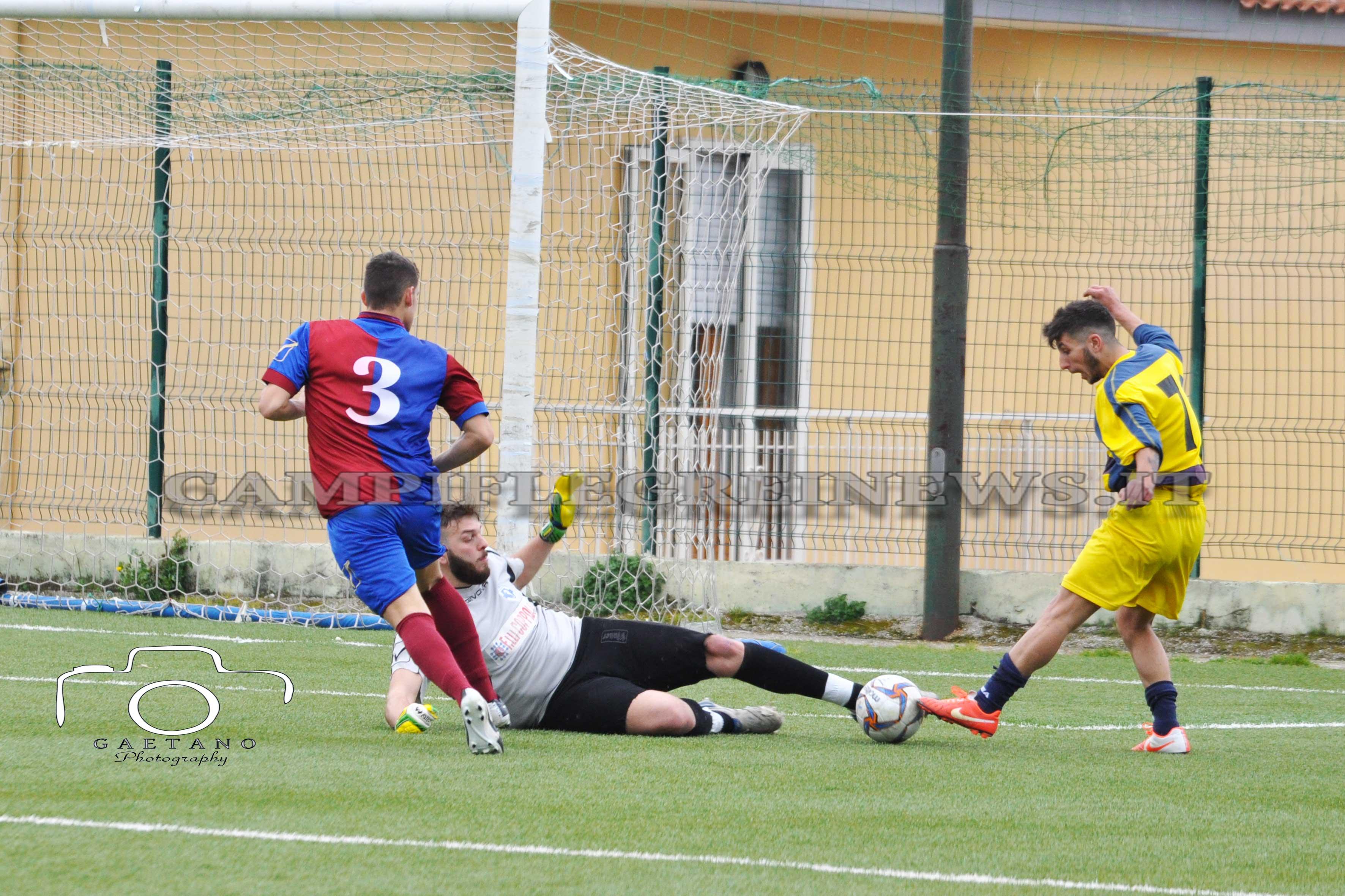 Mons Prochyta Calcio travolta dalla Alfaterna